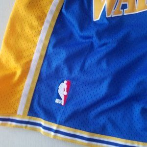 New NBA Golden Sate Warriors Basketball Shorts